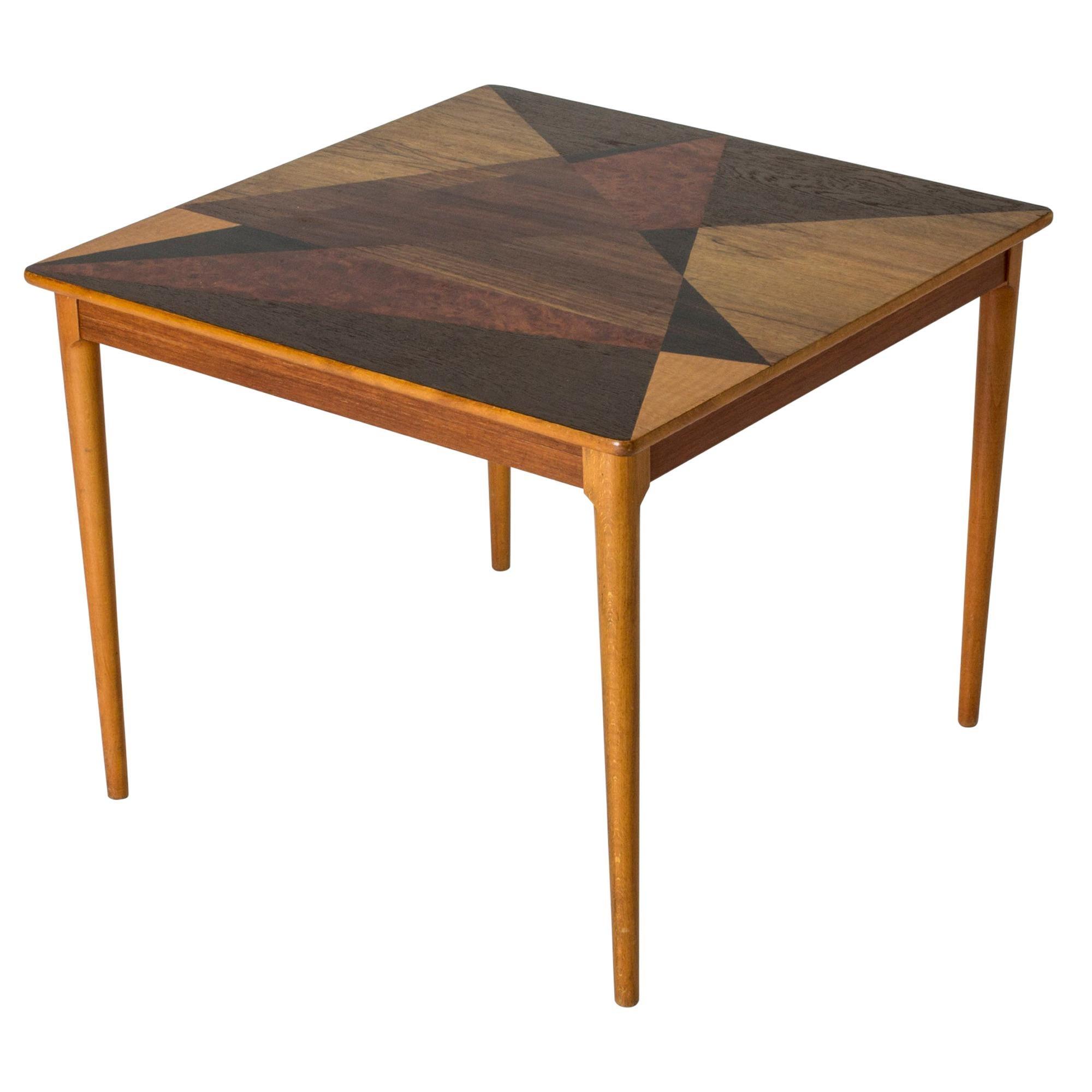 Swedish Midcentury Occasional Table