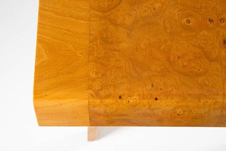 Swedish Modern Coffee Table, 1940s For Sale 2