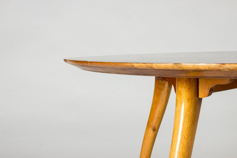 Swedish Modern Root Occasional Table For Sale 1