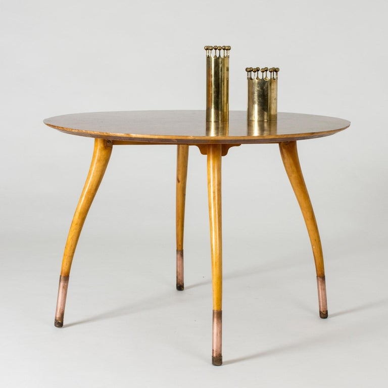 Swedish Modern Root Occasional Table For Sale 3