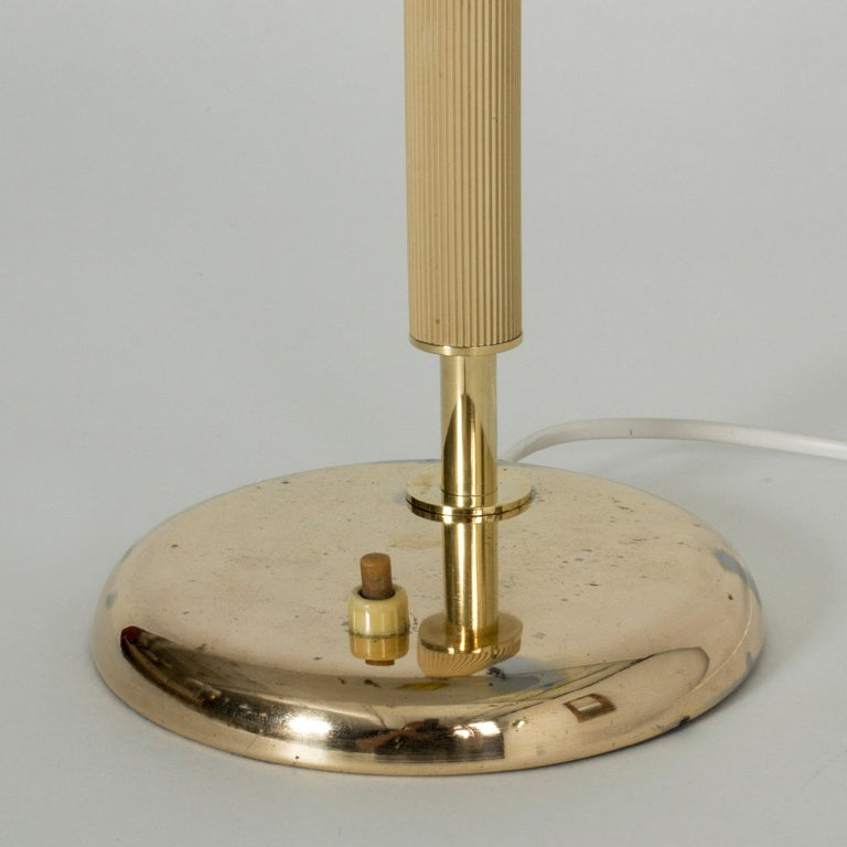 Swedish Modern Table Lamp from Böhlmarks For Sale 2