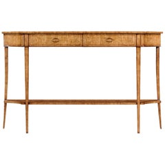 Swedish Neoclassic Console Table