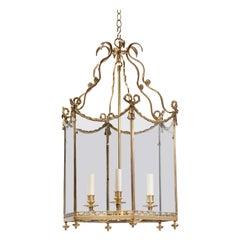 Swedish Neoclassic Lantern
