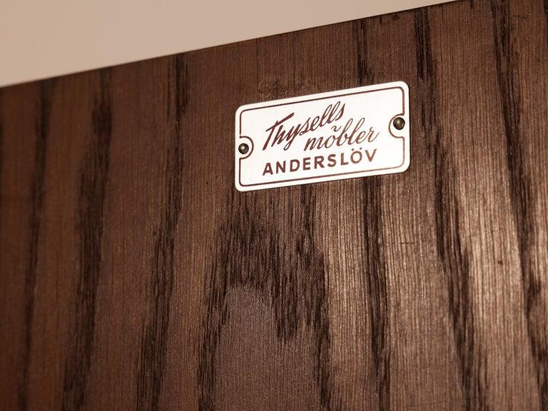 Swedish Oak Cabinet For Sale 4