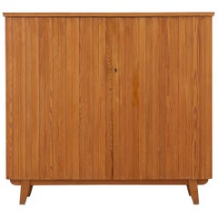 Swedish Pine Cabinet by Göran Malmvall for Svensk Fur