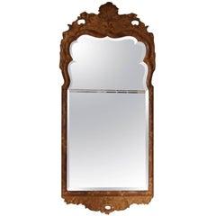 Swedish Rococo Mirror, circa 1750