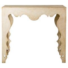 Swedish Rococo Style Console Table