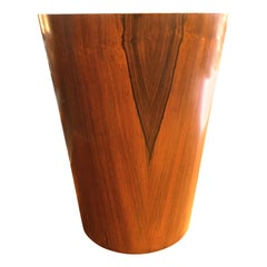 Swedish Santos Rosewood Midcentury Bin by Martin Åberg for Servex