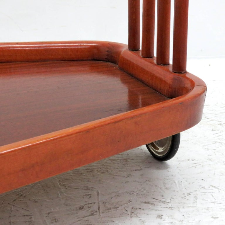 Swedish Serving Cart, 1960s For Sale 4