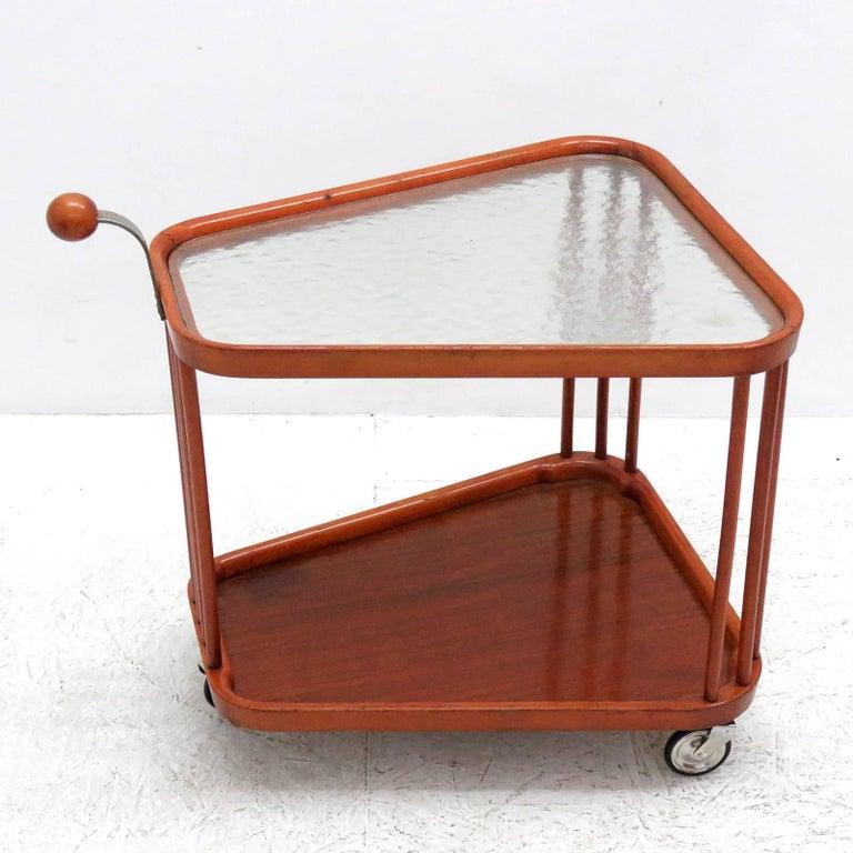 Scandinavian Modern Swedish Serving Cart, 1960s For Sale
