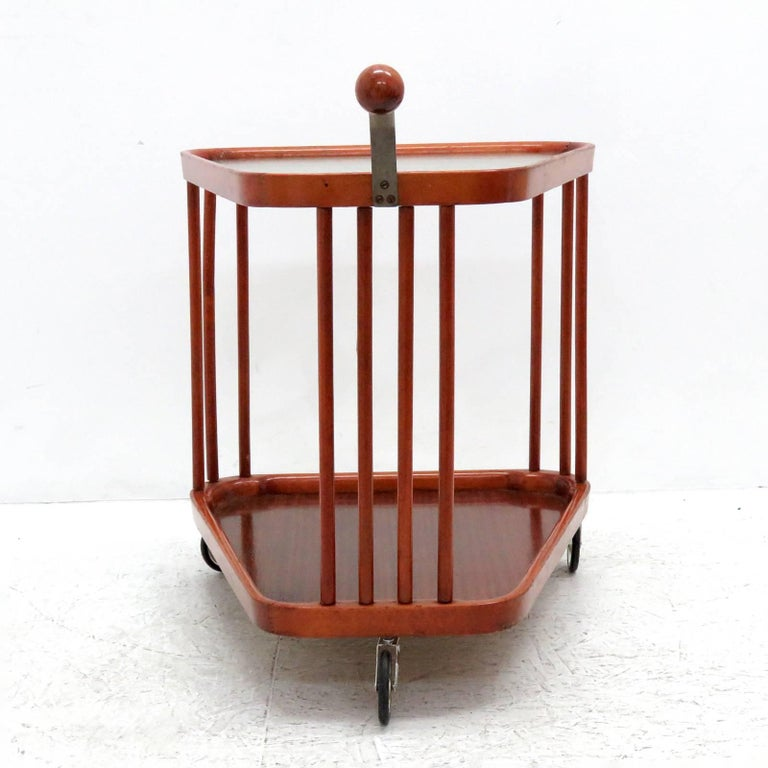 Mid-20th Century Swedish Serving Cart, 1960s For Sale