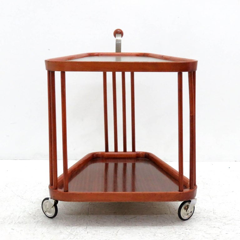 Swedish Serving Cart, 1960s For Sale 1