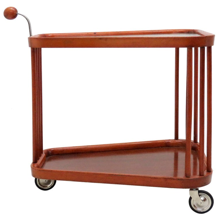 Swedish Serving Cart, 1960s For Sale