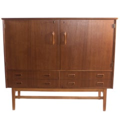Swedish Sideboard in Teak from 1950s