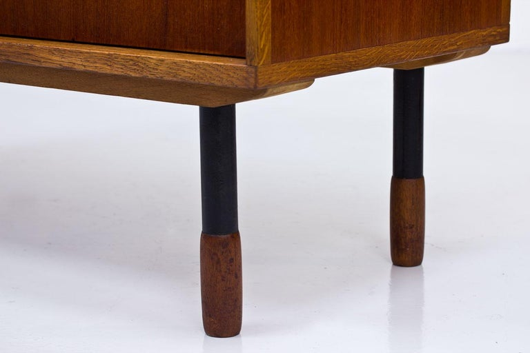Swedish Sideboards by Westbergs Möblers, 1950s, Set of 2 For Sale 2