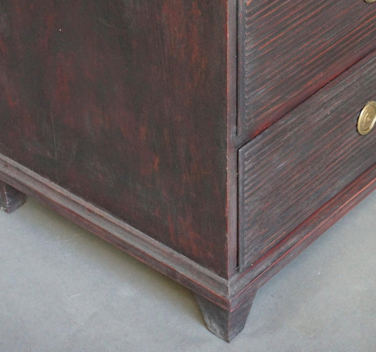 Swedish Slant-Front Writing Desk For Sale 2