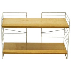 Swedish Sonja Standing Wire Bookshelf Unit , Mid-20th Century