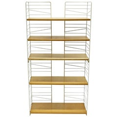 Swedish Sonja Standing Wire Bookshelf Units, Mid-20th Century