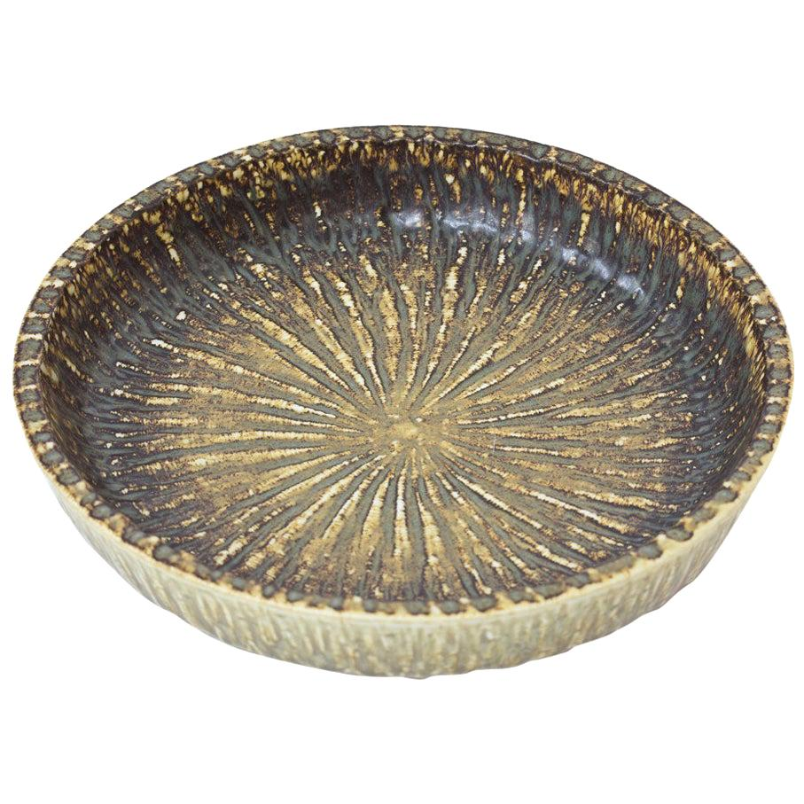 Swedish Stoneware Tray by Gunnar Nylund for Rörstrand