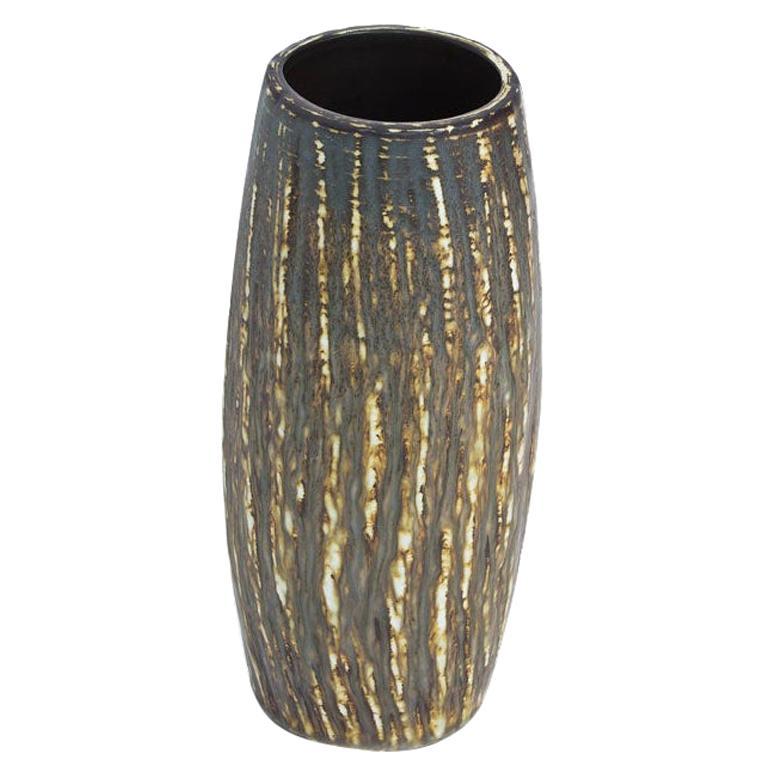 Swedish Stoneware Vase by Gunnar Nylund for Rörstrand