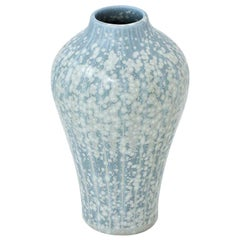 Swedish Stoneware Vase by Gunnar Nylund for Rörstrand