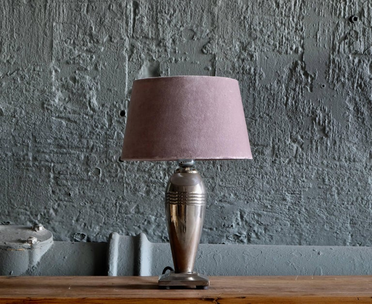 Mid-20th Century Swedish Table Lamp, 1960s For Sale
