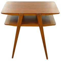 Swedish Teak Side Table