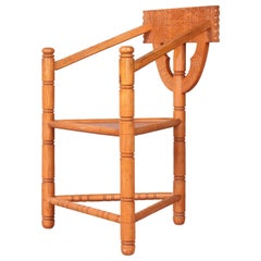 Swedish Tripode Chair