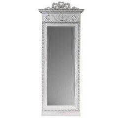 Swedish Trumeau Mirror