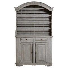 Swedish Two-Part Dresser, circa 1770-1780