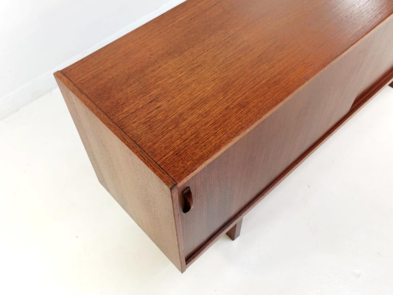 Swedish Ulferts Teak Midcentury Sideboard 1960s, Danish Design 1