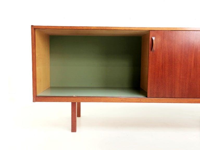 Swedish Ulferts Teak Midcentury Sideboard 1960s, Danish Design 2