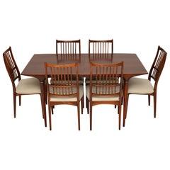 Swedish Vintage Dining Table & Chairs by Svante Skogh