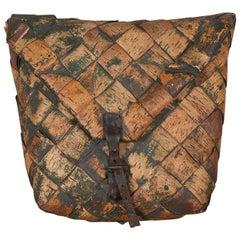Swedish Woven Fruit Basket