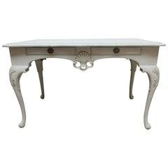 Swedsih Style Rococo Desk