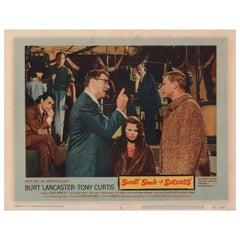 """Sweet Smell of Success"" 1957 U.S. Scene Card"