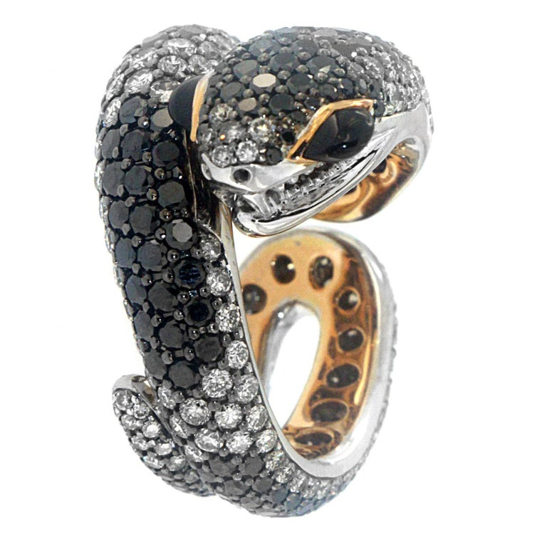 Sweet Venom Ring, a Zorab Creation For Sale