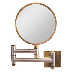 Swing Arm Vanity / Shaving Mirror