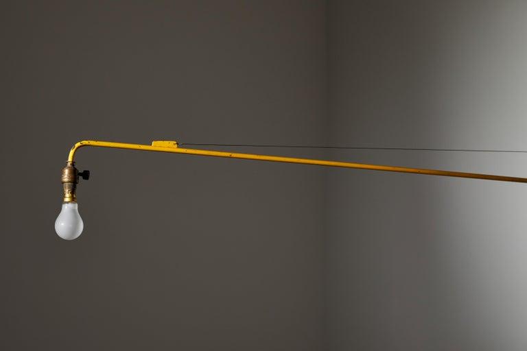 Swing Jib Wall Light by Jean Prouvé 1