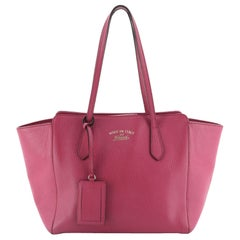 Swing Tote Leather Small