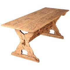 Swiss Alp Dining Table