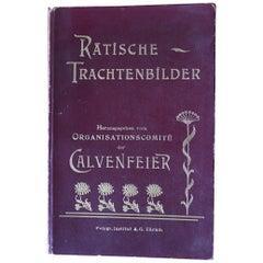 Swiss Costume Book