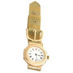 Swiss Gold Watch Unisex, 1910