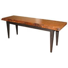 Swiss Pear Wood Coffee Table