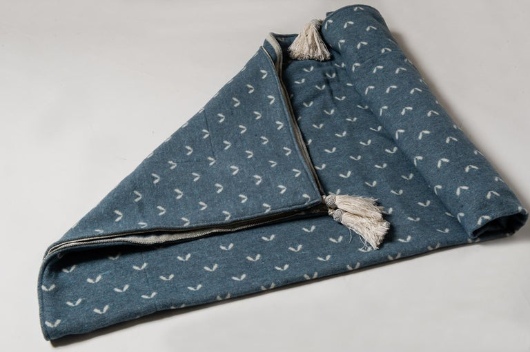 Other Swiss Plaid with Mountain Motifs For Sale