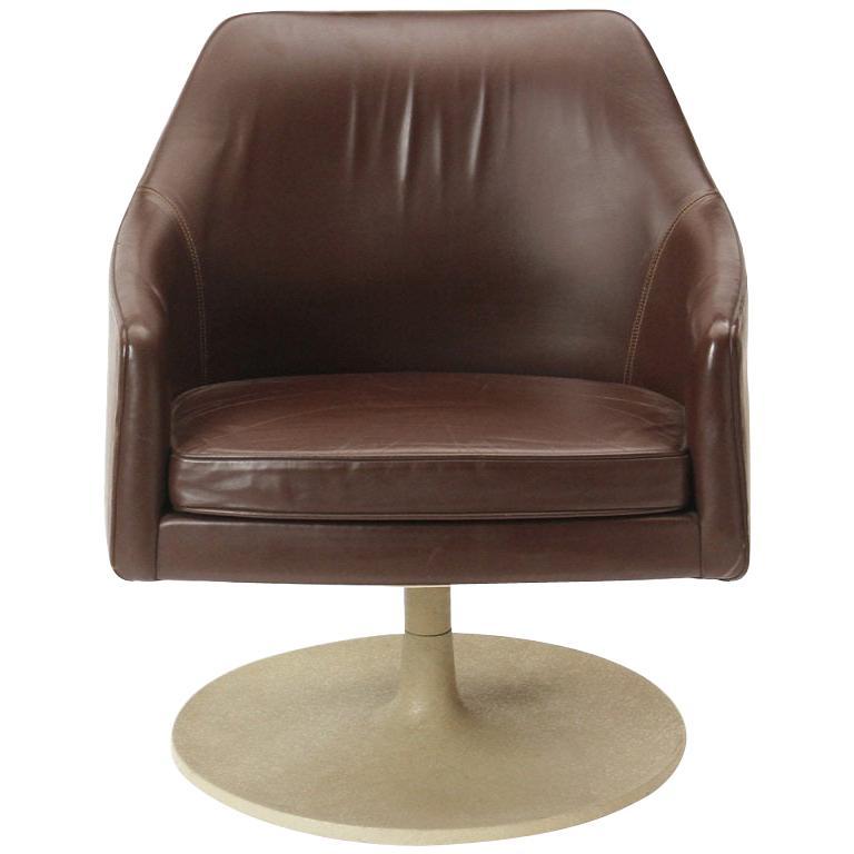 Swivel Chair by Jens Risom