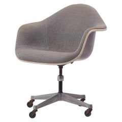 Swivel Chair with Casters by Ray & Charles Eames for Herman Miller, US, 1960s