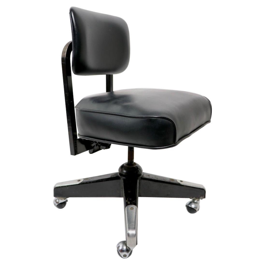 Swivel Desk Chair by Emeco