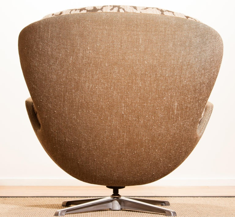 Swivel Lounge Chair 'Partner' by Lennart Bender for Ulferts, 1970s For Sale 1