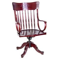 Swivel Office Chair Thonet Nr.352, since 1904